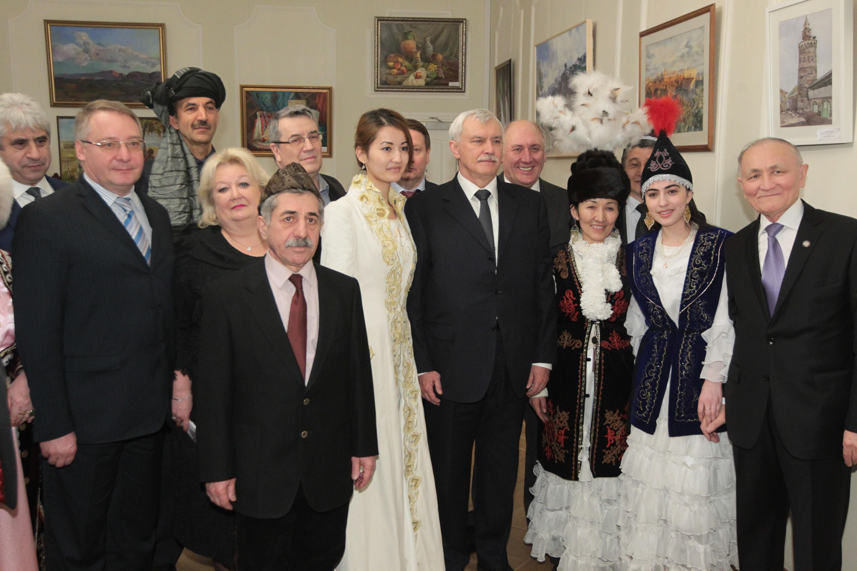 Празднование Навруза — свидетельство богатства культуры Петербурга