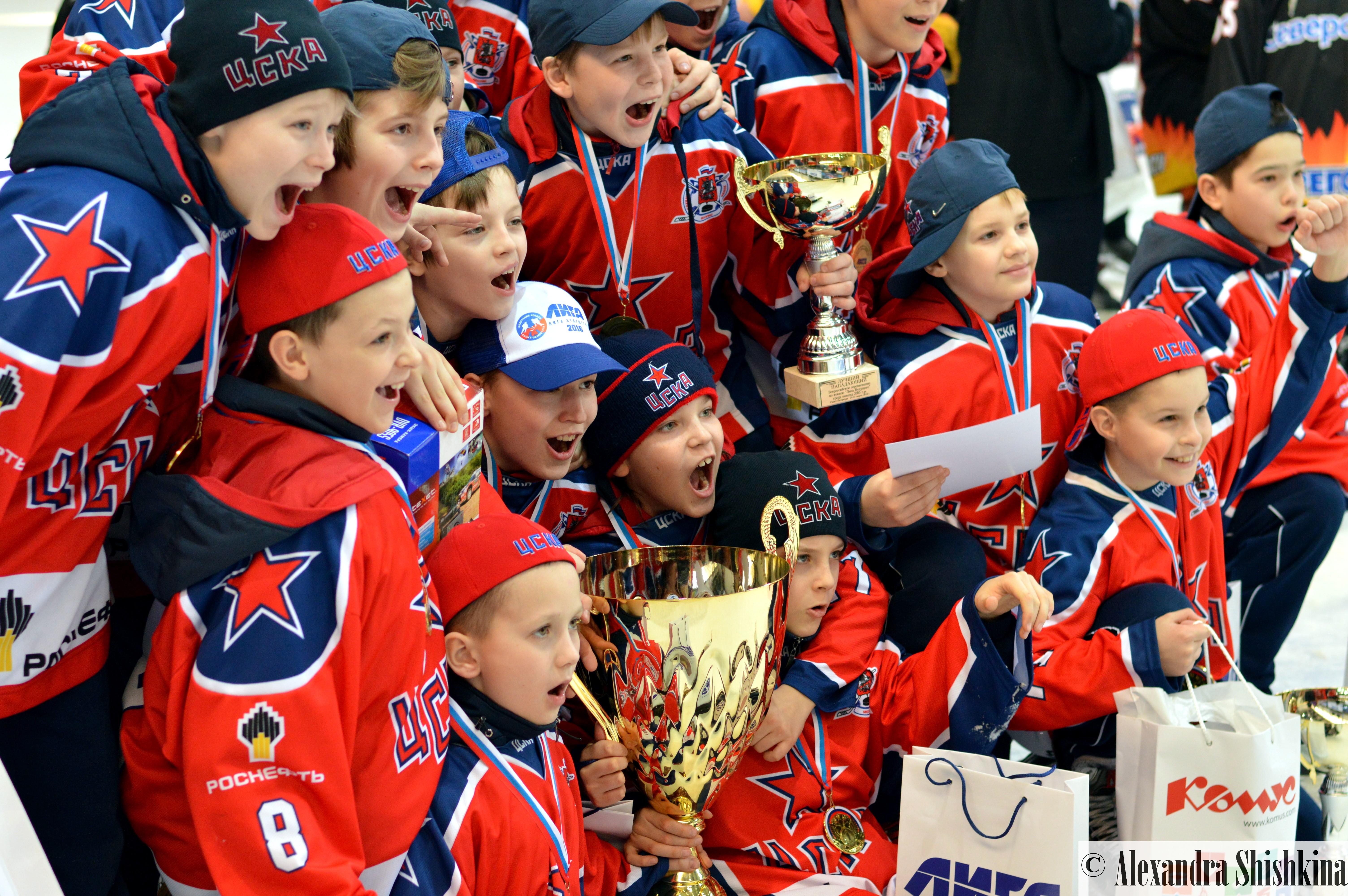 В Санкт-Петербурге состоится соревнование по детскому хоккею  «Лига Будущего»