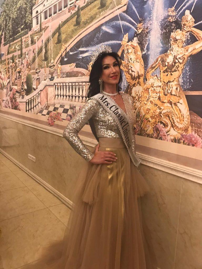 Россиянка победила на конкурсе красоты Миссис Вселенная 2020