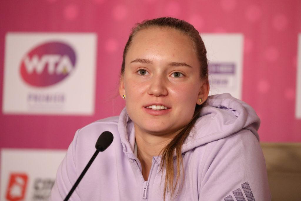 Елена Рыбакина - будущая первая ракетка мира?