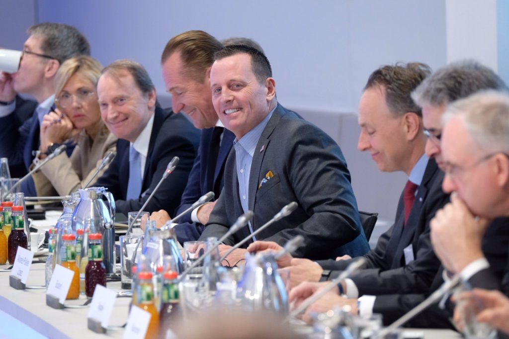 США пригрозили санкциями Германии