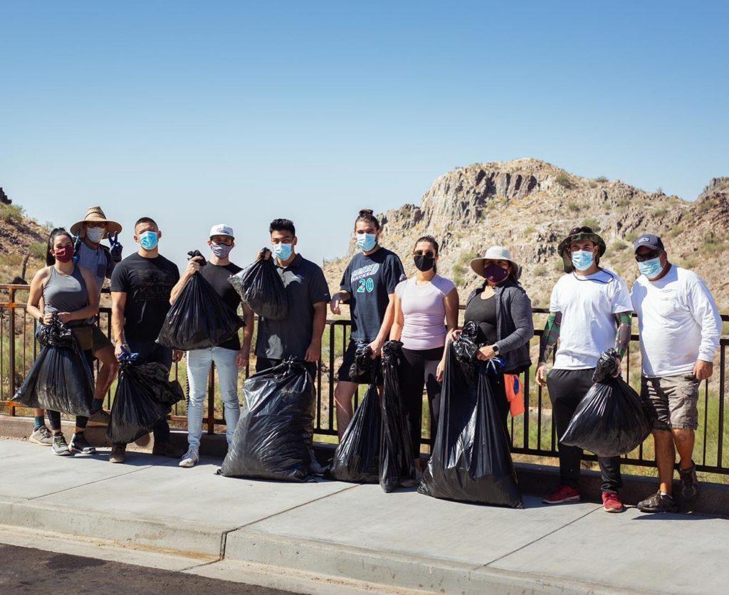 Москва, Нью-Йорк и еще 19 городов: россияне и американцы собрали 15 тонн мусора в ходе Межконтинентального Кубка Чистых Игр